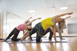 Yoga in Estonian Spas