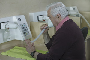 Inhalation treatment in Estonian Spas