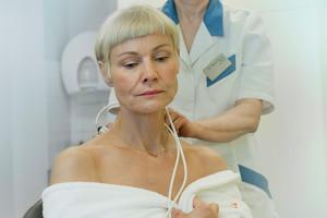 Electrotherapy in Estonian Spas