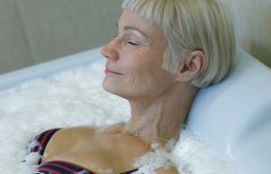 Jacuzzi treatment in Estonian Spas
