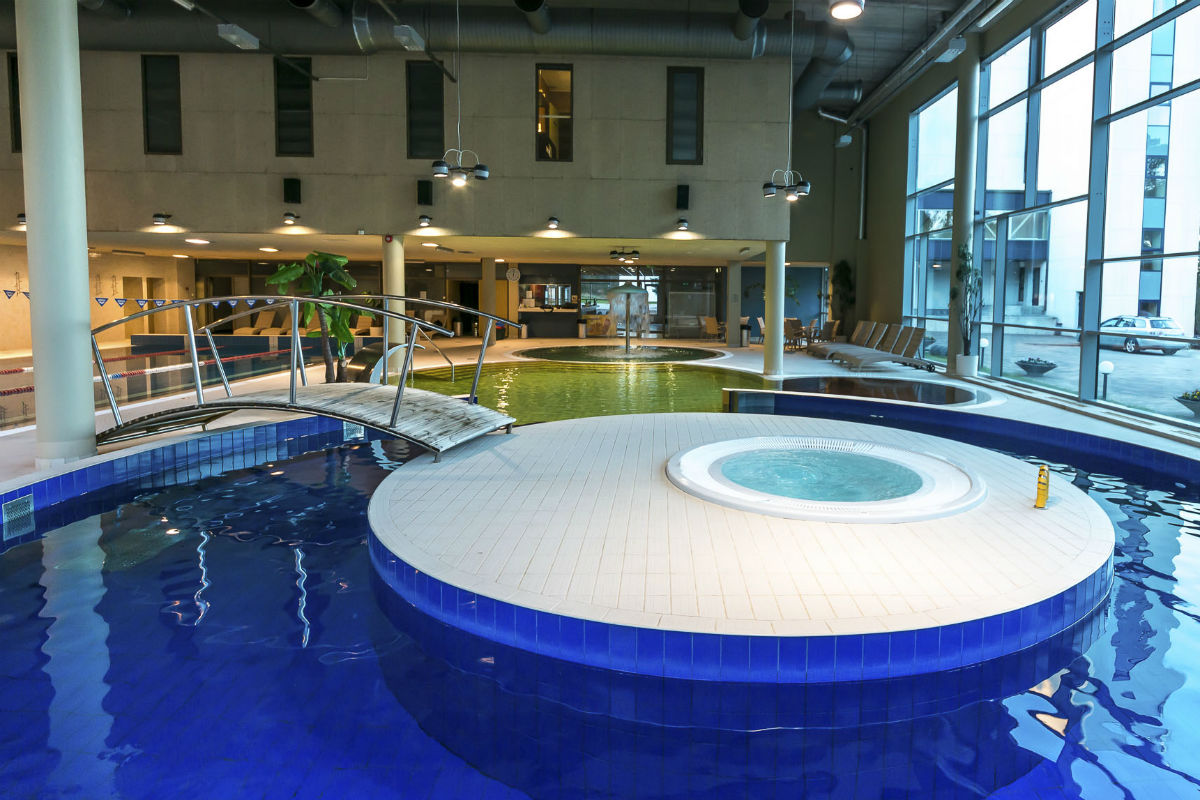 Laulasmaa spa Pool