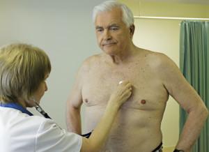 Roentgen examination in Estonian Spas