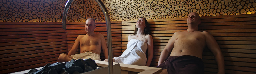 Aroma Sauna in Estonian Spa