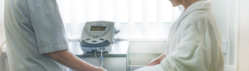 Ultrasound Therapy in Estonian Spas