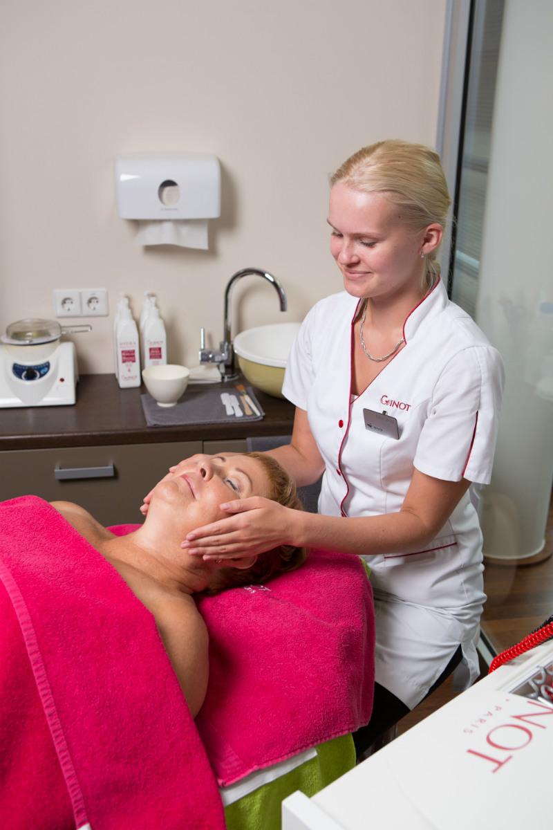 Tervis Medical Spa Hotel in Pärnu, Estonia - Spas in Estonia