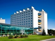 Spa accommodation with breakfast in Toila Spa Hotel in Estonia