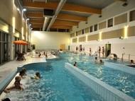 One week at the spa resort in Värska Spa Hotel & Water Park in Estonia