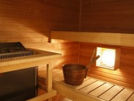 Spa Sauna package in Kubija Hotel and Nature Spa in Estonia